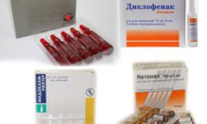 Обезболивающие уколы от грыжи позвоночника: лучшие при болях в спине и пояснице
