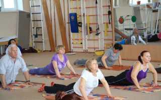 Гимнастика при остеохондрозе шейно грудного отдела позвоночника, упражнения, видео