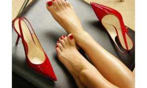 Мазь от косточек (шишек) на ногах