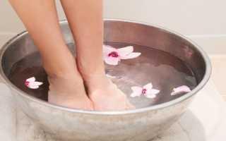 Как греть и пропаривать ноги при пяточной шпоре