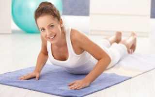 Правила проведения гимнастических упражнений для мышц спины