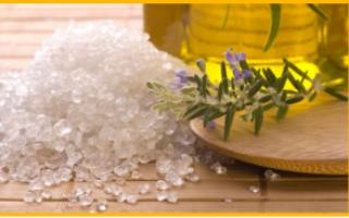 Соль с маслом от шейного остеохондроза отзывы