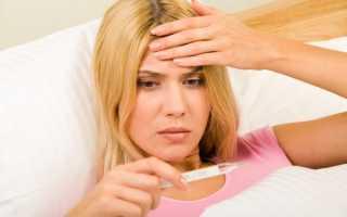 Может ли быть температура при остеохондрозе (шейного, грудного и поясничного отделов позвоночника): может ли повышаться