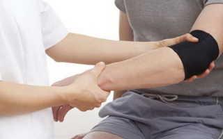 Невралгия симптомы лечение локтевого сустава