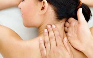 Потливость при шейном остеохондрозе