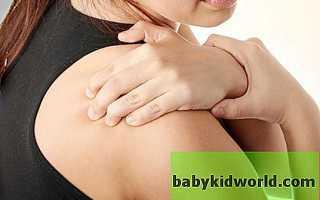 Как лечить ушиб плеча после падения