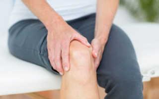 Боль в коленном суставе: причины и лечение, осложнения