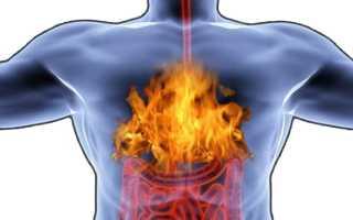 Печет под левой грудью. Жжение в грудной клетке