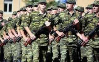 Болит спина в армии