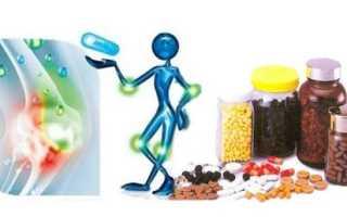 Действенные биодобавки для здоровья суставов и хрящей