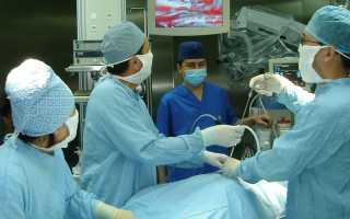 Как делают операцию на шейном отделе позвоночника