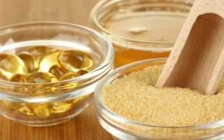 Желатин для лечения суставов в домашних условиях