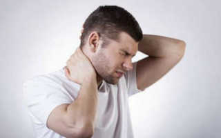 Напряжение мышц шеи и головы симптомы при неврозе