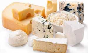 Какой сыр можно употреблять при подагре