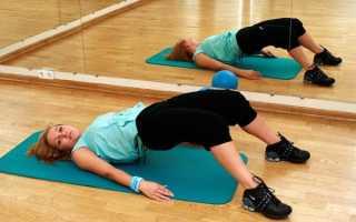 Зарядка для спины и позвоночника при остеохондрозе